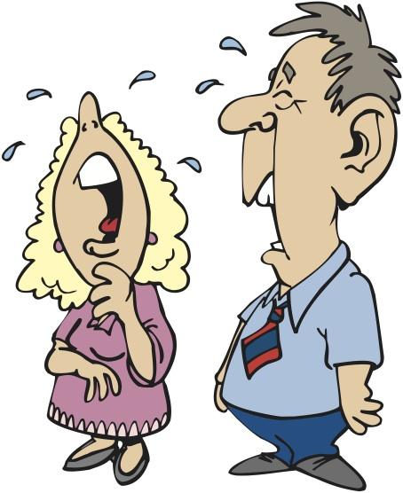 Couple Crying