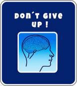 don't gie up