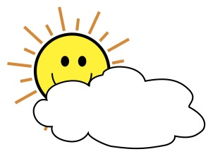 Sun & Clouds 04